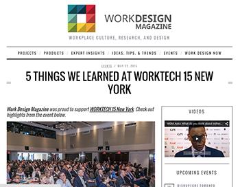 Knoll in WorkTech