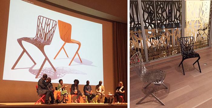 David Adjaye at the Art Institute of Chicago