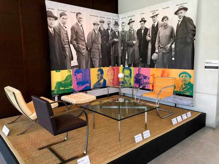 The Aspen Institute Celebrates Bauhaus Centennial With Knoll Features Knoll