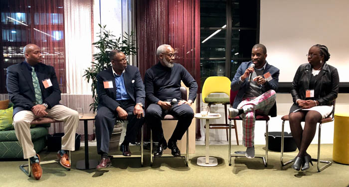 Black History Month Panel February 2020