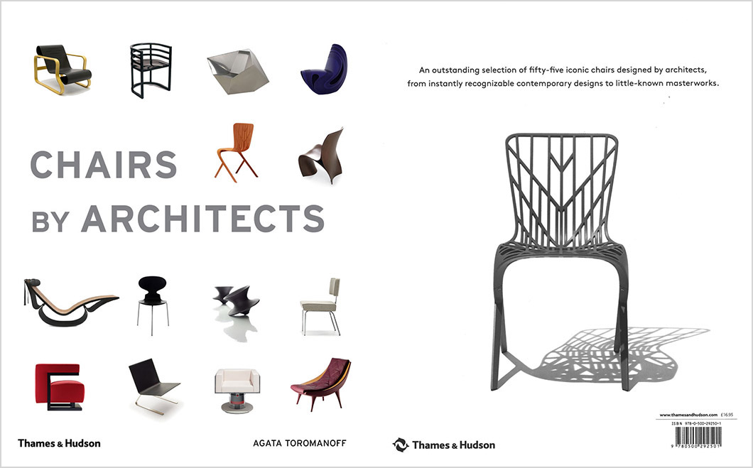 Chairs By Architects | Thames U0026 Hudson 2016