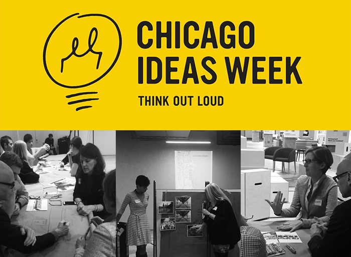 Knoll at Chicago Ideas Week