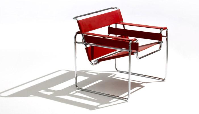 Wassily Chair Dezeen Bauhaus 100 Breuer