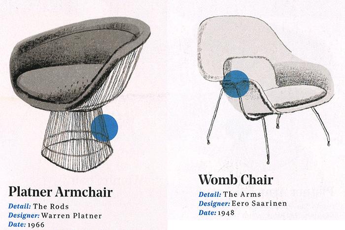 Stupendous Dwell Features Knoll Designs In Mid Century Modern Home Inzonedesignstudio Interior Chair Design Inzonedesignstudiocom
