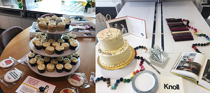 Birthday Celebrations in Honor of Florence Knoll | Knoll News