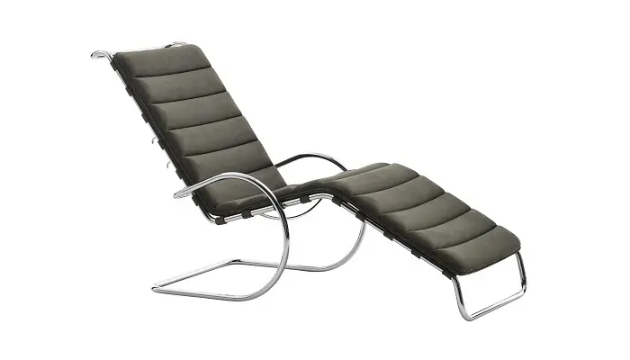 MR Chaise Financial Times Bauhaus