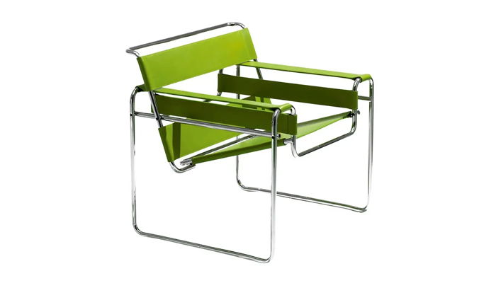 Wassily Chair Financial Times Bauhaus