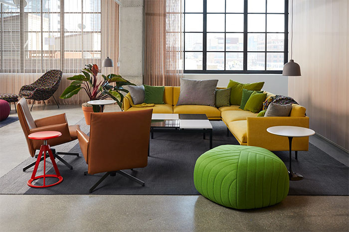 Knoll Design Days Fulton Market Space Chicago