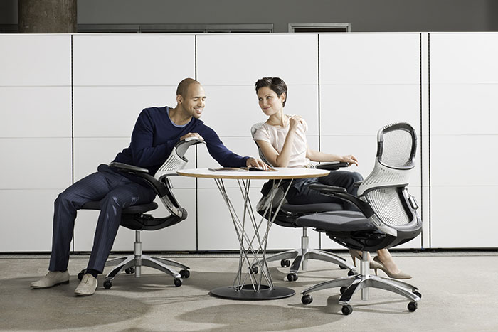 Formway Design's Generation Chair For Knoll