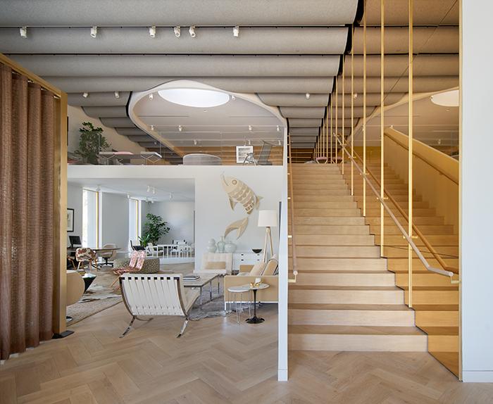 Metropolis Features Knoll Los Angeles Home Design Shop