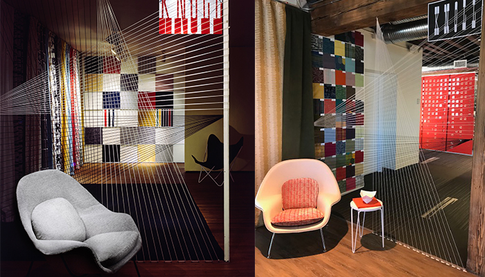 Knoll Office Resources Eight Decades of Design 601 Madison Avenue Showroom