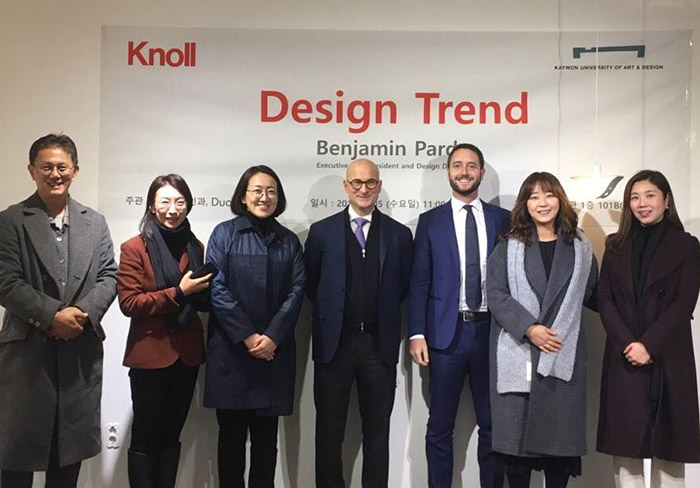 Benjamin Pardo Knoll South Korea Duomo&Co