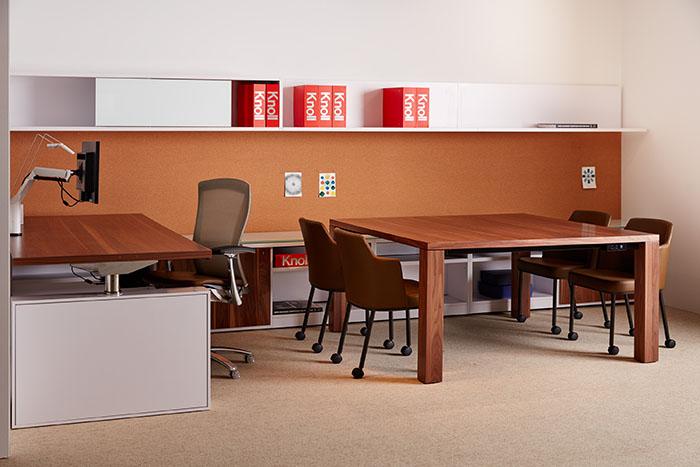 Reff Profiles Height Adjustable Desks and Peninsulas