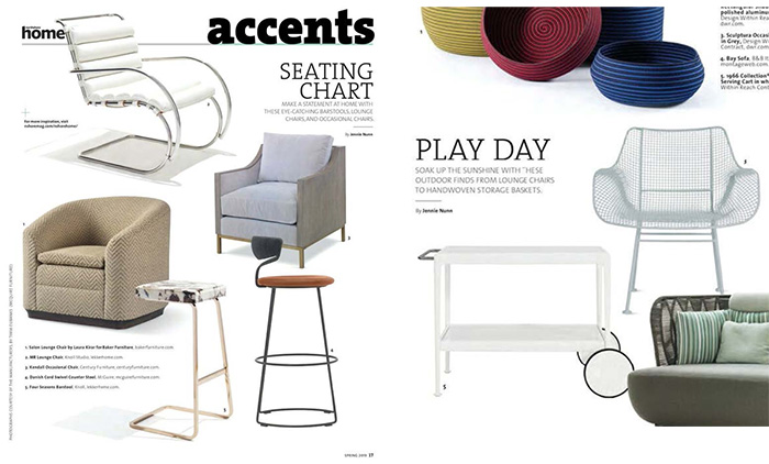 Knoll in the News April 2019