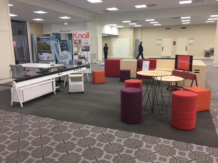 Knoll Participates In The Annual SCUP International Conference In Washington  D.C.