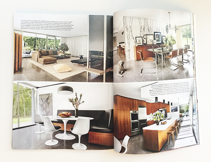 architectural digest furniture. Architectural Digest\u0027s September Issue Spotlights Designs By Eero Saarinen, Ludwig Mies Van Der Rohe And Harry Bertoia In Two Interior Profiles. Digest Furniture