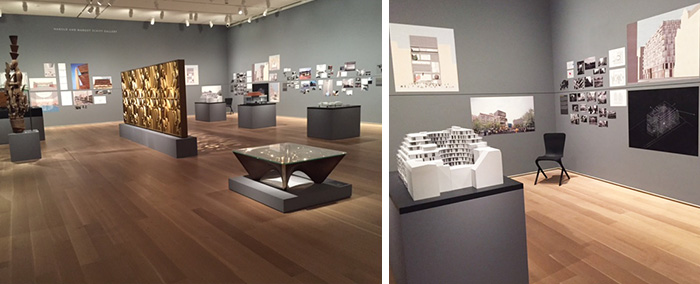 An Exhibition of David Adjayes Work Opens at the Art Institute of