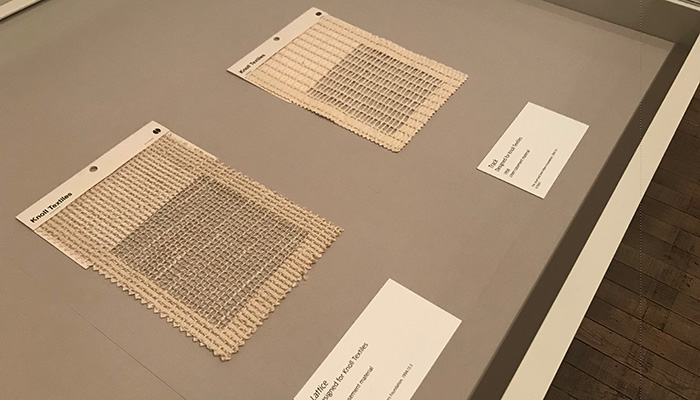 Anni Albers at the Tate Modern