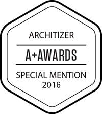Architizer A+ Awards Special Mention