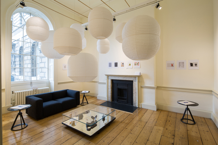 Barber Osgerby Reading Room In Somerset House London Photograph By Luke Hayes