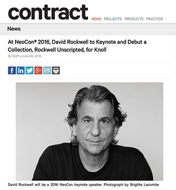 David Rockwell in Contract