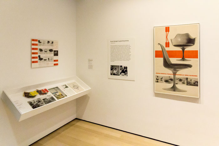 Florence Knoll at MoMA