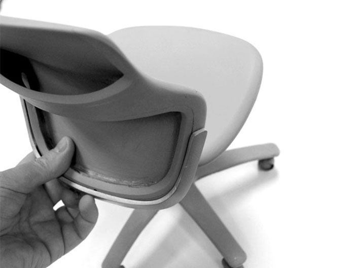 Formway Design's Generation Chair by Knoll