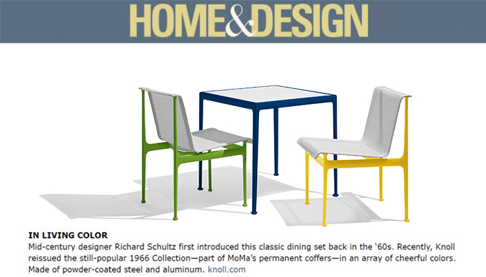 Maine Homea and Design St. Lhouis Homes and Lifestyles Palm Springs Life Knoll