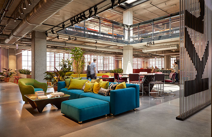 Knoll at Fulton Market on Crain's Coolest Offices List