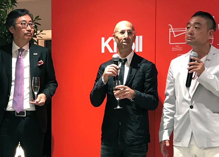 Knoll Japan debuts Tokyo Showroom