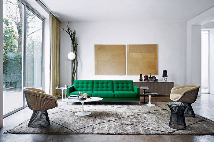 Florence Knoll Featured in <i>Contract</i> Magazine's Design Icons