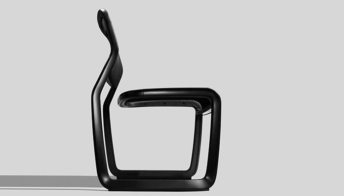 HiP Award Winner Marc Newson's Aluminum Chair for Knoll