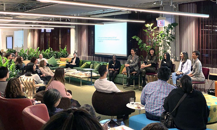 Knoll Chicago Hosts Minority Women in Commercial Real Estate Panel at Fulton Market