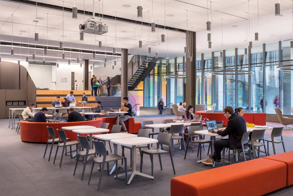 Knoll Education Community Spaces