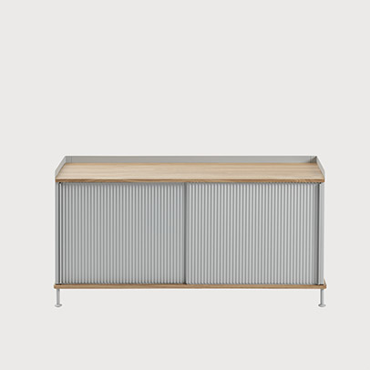 Muuto Enfold Sideboard for Meeting Setting