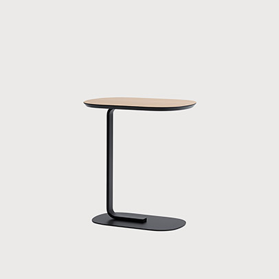 Muuto Relate Side Table for lounge settings