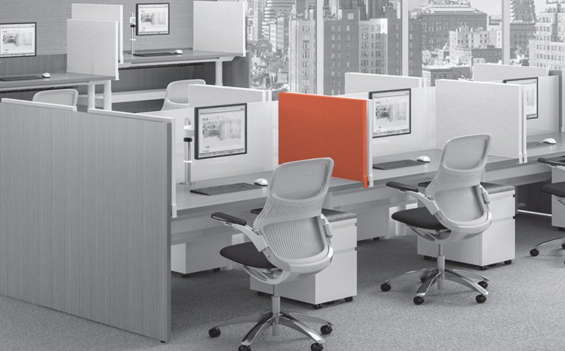 Antenna Workspaces gallery panels, center and side screens on Antenna® Telescope™