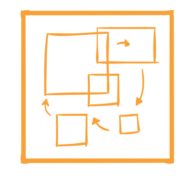 Knoll Adaptive Planning Icon