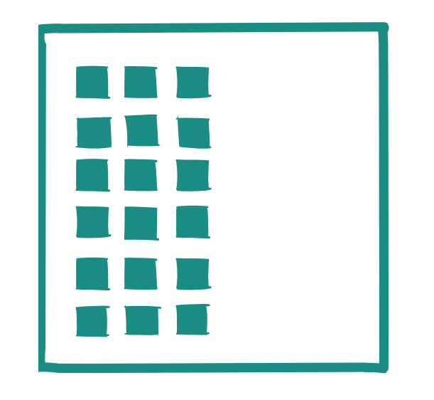 Knoll Efficient Planning Icon