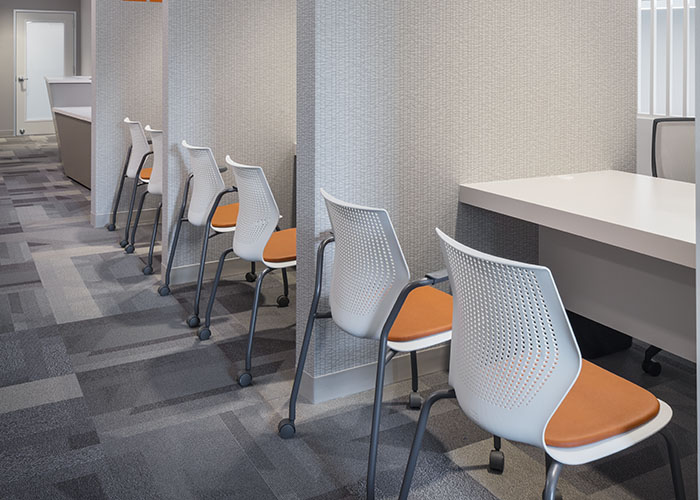 Knoll case study on Legacy Community Health with MultiGeneration Stacking base