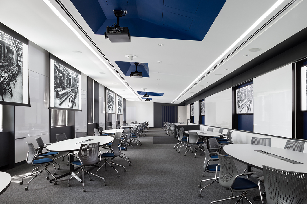 Upenn Forman Active Learning Classroom Workplace