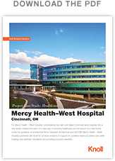 Mercy Health–West Hospital Case Study | Workplace Research