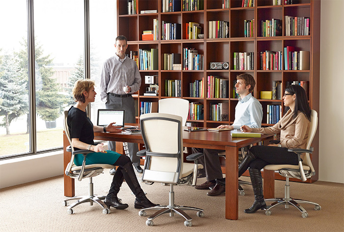 Benefits Of Wood Workplace Research Resources Knoll