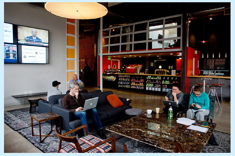 The rise of co working workplace research resources - Cuisine collaborative ...