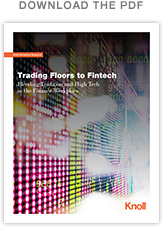 Trading Floors to Fintech | Workplace Research | Resources
