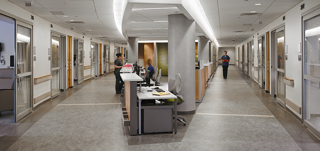 Mercy Health West Hospital Case Study Inspiration Knoll