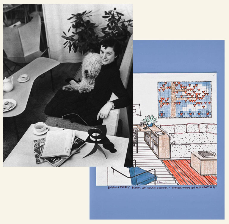 How Florence Shu Knoll Created the Look That Changed Everything