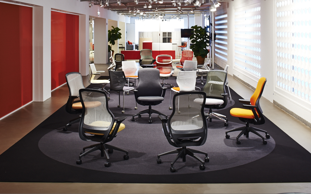 Knoll Neocon 2014 Showroom Tour Knoll At Neocon 2014 Knoll