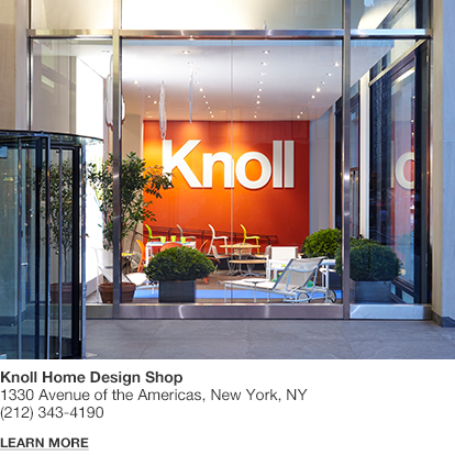 Knoll NYC Home Design Shop