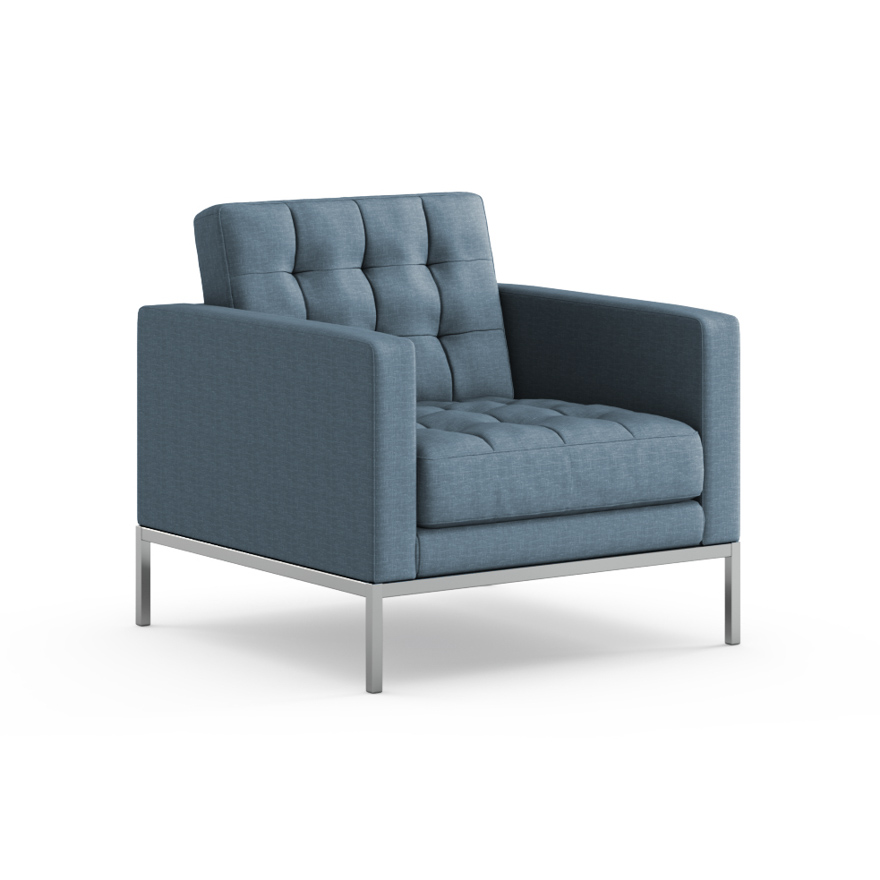 Awesome Florence Knoll Relaxed Lounge Chair